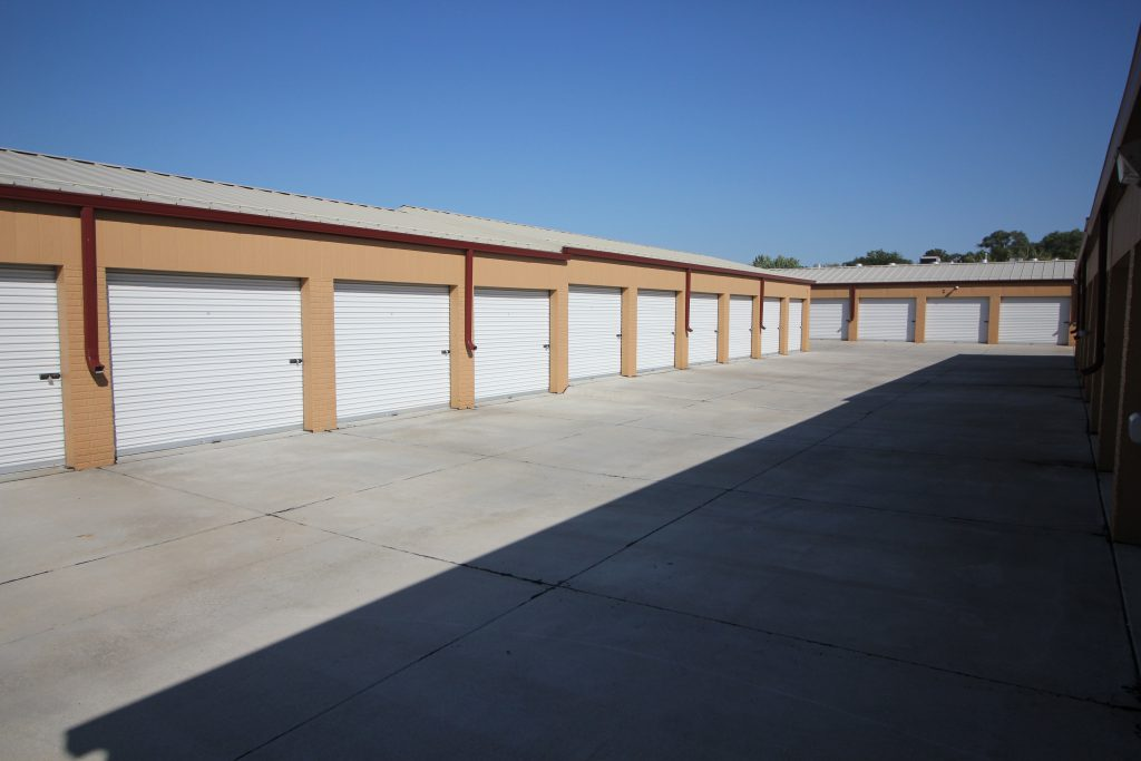 Milts Storage Units